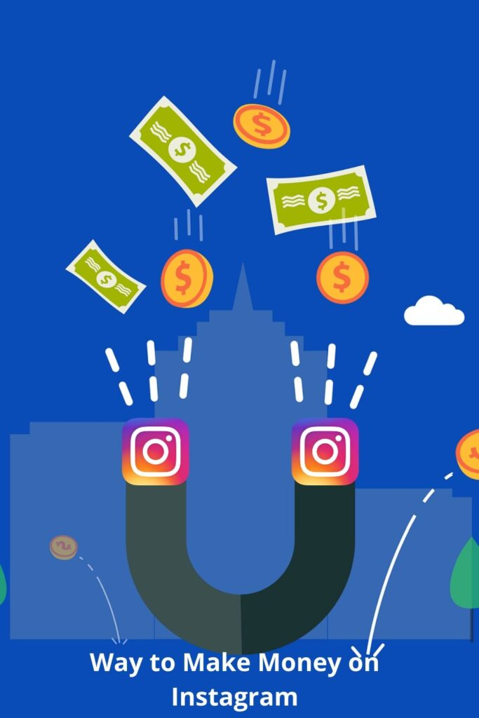 How to Make Money on Instagram Pintrest Pin