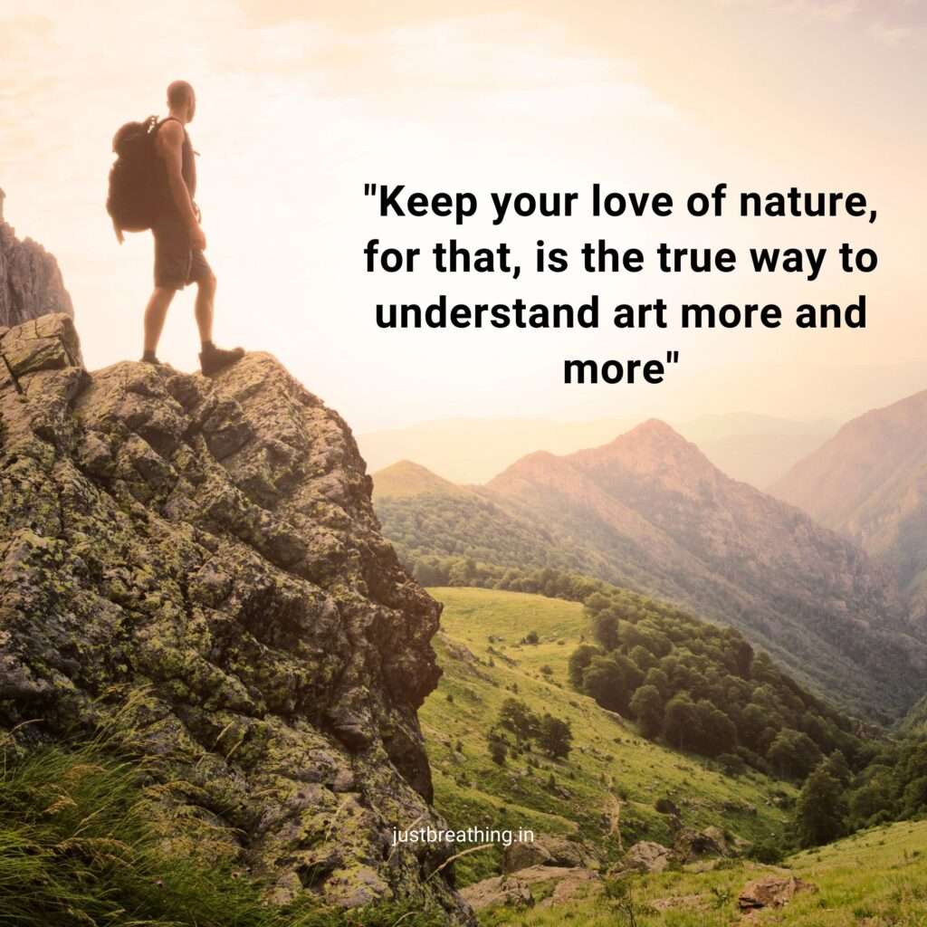 Nature Quotes for Instagram