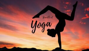 The benefits of Yoga. One more step to a wonderful happier life!