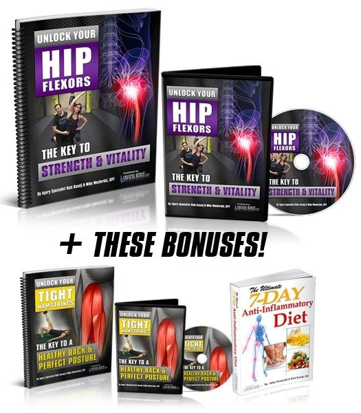 Unlock Your Hip Flexors For More Strength Better Health And All Day full Energy