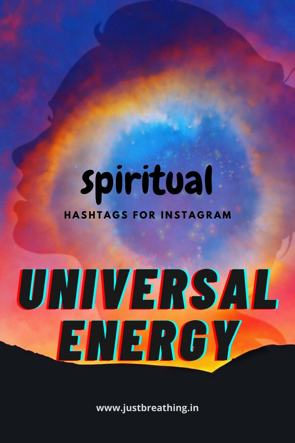 Best hashtags of Universal energy and spiritual hashtags for instagram